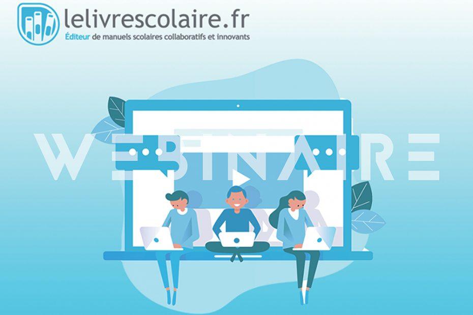 webinaire Lelivrescolaire.fr