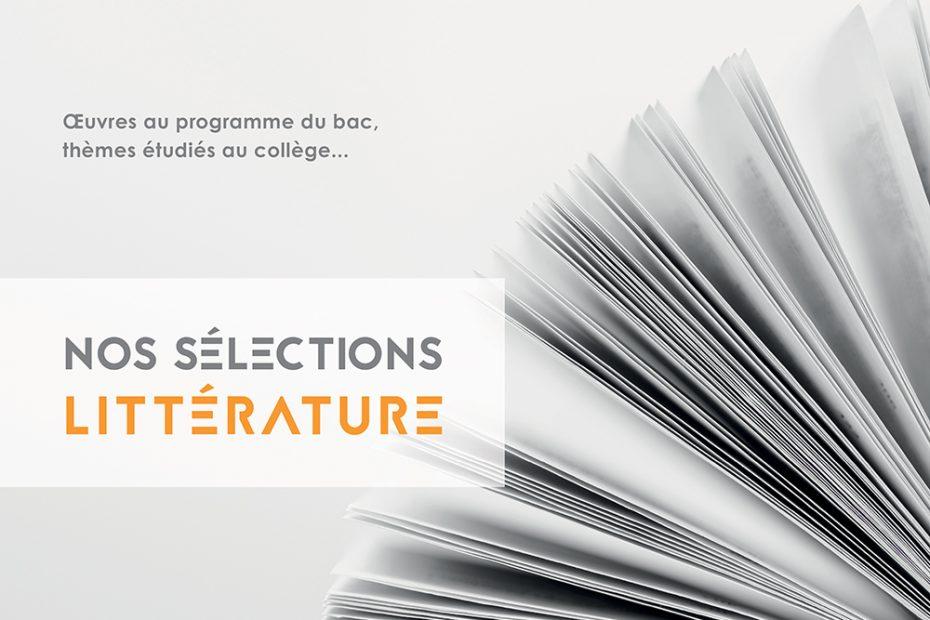 Sélection littérature EMLS